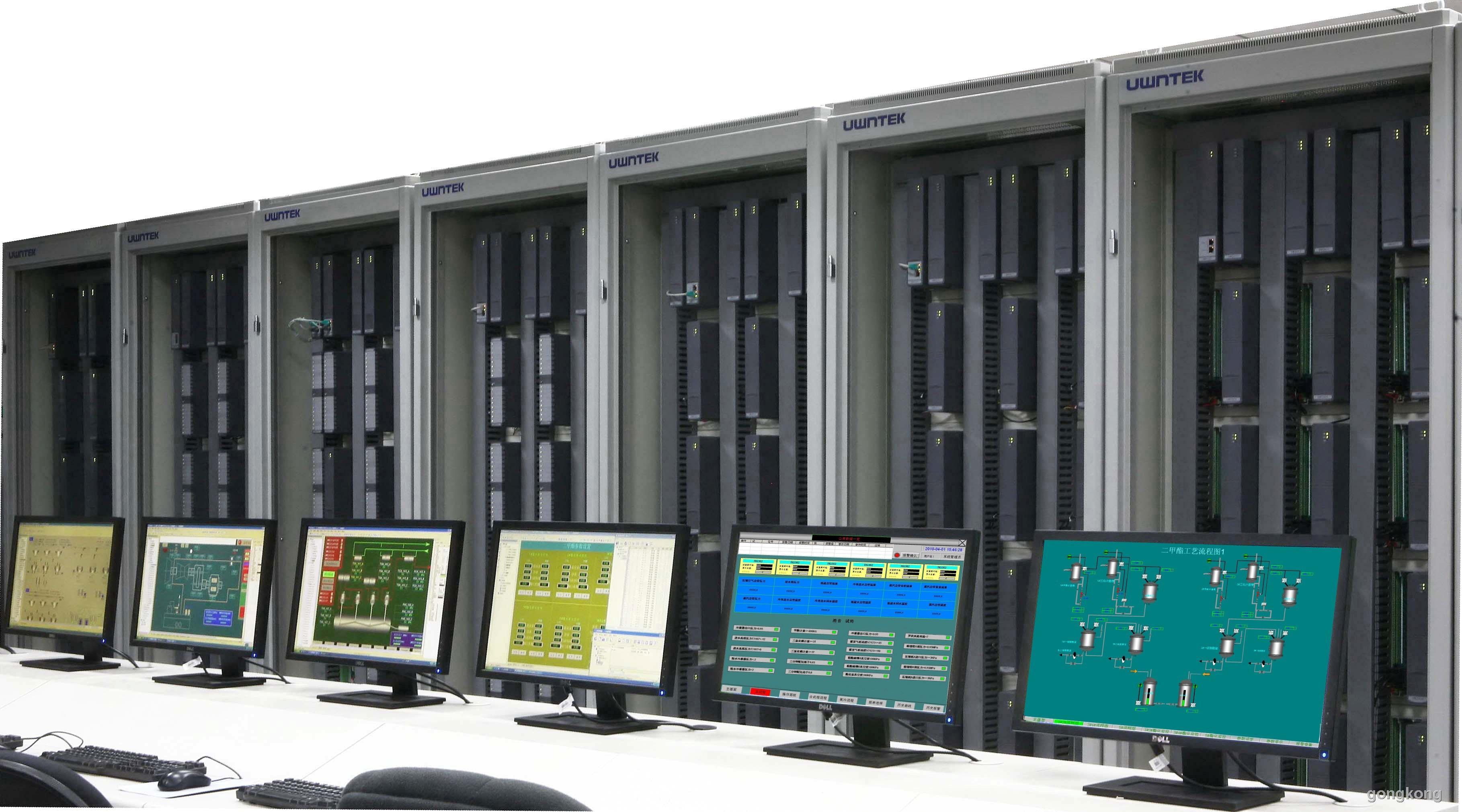 优稳 UW500 集散控制系统