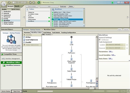 GE 智能平台推出用于水/废水行业的Proficy工作流软件