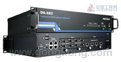 MOXA DA-682系列X86架构2U机架式可编程前置通讯管理机
