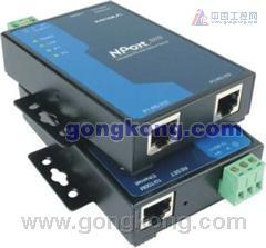 moxa NPort 5232-2串口RS422/485设备联网服务器