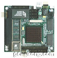蓝天工控 BS-PCC-3428 PC/104尺寸486级工控主板