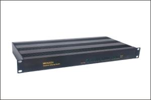 迈威网管冗余型机架式工业以太网交换机MIEN2000系列