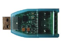 迈威USB与1路RS-485/422接口转换器MWE820A