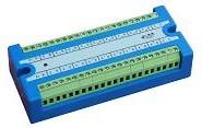 玖阳易通:WT411微型16路多功能模拟量采集模块