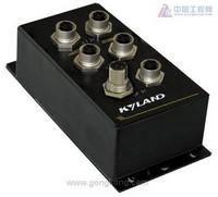 东土 SICOM1005R-M12系列5口非管理型M12/IP67工业以太网交换机