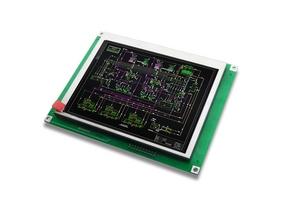 世龙电子 AT56TQ 5.6寸总线型液晶显示模组