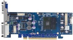 BCM-必陞科技 AD-8001 显卡
