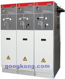众业达 12KV 交流金属全封闭六氟化硫环网开关柜