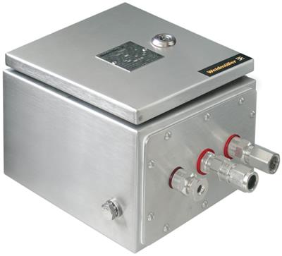 魏德米勒推出CB接线盒