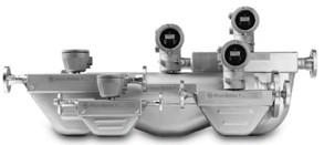高准F-系列质量和密度流量计——带MVD™ 技术