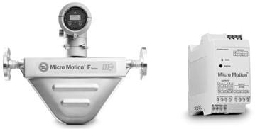 高准 (Micro Motion®) 1000 和 2000 系列变送器