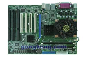 宾利达 BATX1-PD2EA 全长CPU卡