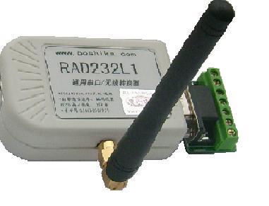武汉波仕USB/RS-232/RS-485/TTL通用、透明传输、自带设置的串口/无线转换器