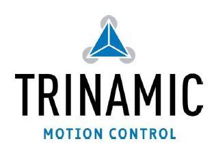 德国TRINAMIC小体积,高性能单轴步进控制+驱动模块