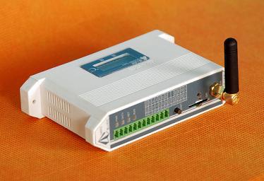 硕人时代 GPRS远程室温采集器
