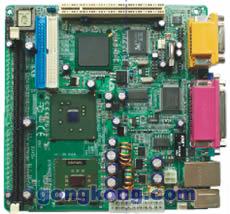 宾利达 B845-EC6 Mini-ITX单板电脑