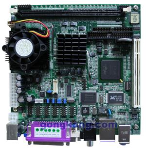 宾利达 B855-EC6 Mini-ITX单板电脑