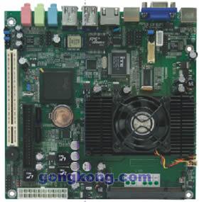 宾利达 B945-EC6 Mini-ITX单板电脑