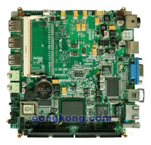 宾利达 B855-146 嵌入式多功能单板电脑