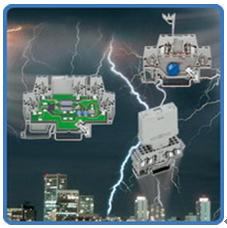 WAGO浪涌电压保护装置