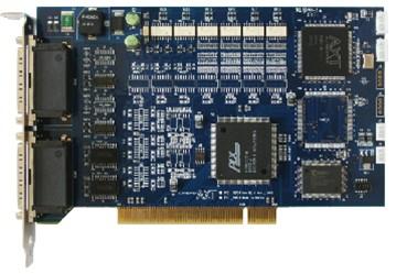 美国亚进AXT PCI-N404 控制卡