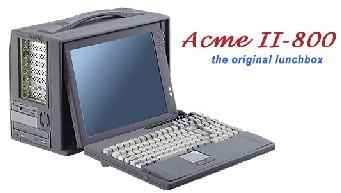 阿科美 ACME -800 8槽经济便携机