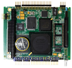 蓝天工控 BS-PCC-3665嵌入式主板