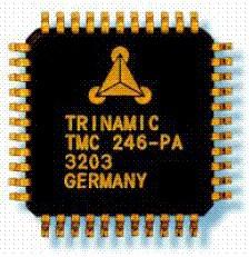 TRINAMIC推出具有失速检测功能的步进电机驱动芯片