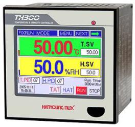 韩荣电子 TH300 可编程温度/湿度控制器