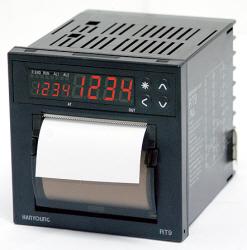 韩荣电子 RT9 温度控制用记录器
