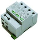 西门子 5SD避雷器和过电压保护器