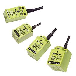 韩荣电子 HYP 直流, 角柱形, 2线式 电缆型 接近传感器