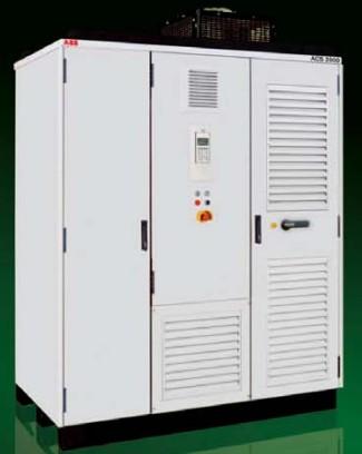 ABB ACS 2000系列的通用中压变频器