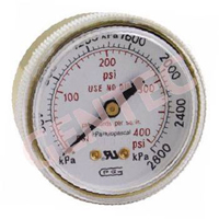 GENTEC捷锐 低温系列压力表