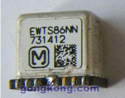友利华 EWTS86 GPS模块及角速度传感器