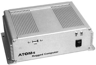 控易 Atom-s系列嵌入式加固计算机