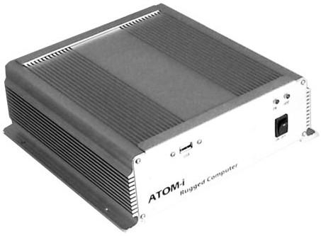 控易 Atom-i-230系列嵌入式加固计算机