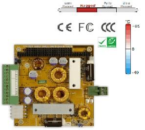 控易 PC/104宽温电源模块