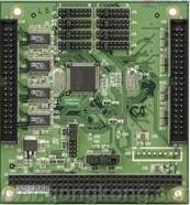 控易电子 PC104总线的8COM卡