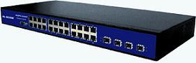 HIGPS-3244GP千兆网管PoE型28口工业以太网交换机