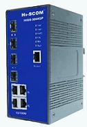 HIGS-3044GP千兆网管型8口工业以太网交换机