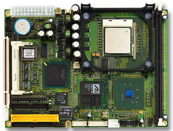 控易 EmCORE-i6415 5.25寸单板计算机