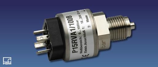 HBM P15 压力传感器