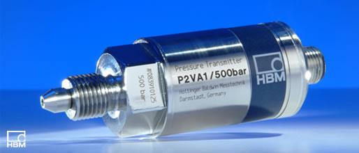 HBM P2VA1 / P2VA2 压力变送器