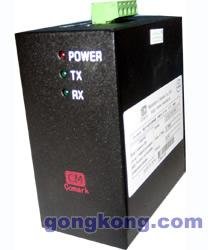 深圳讯记 Cj-kf11 开关量光电转换器(工业DIN35)