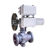 天津贝尔 SKJAQ DN25-DN200电动快速切断球阀