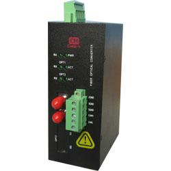 讯记 DeviceNet总线数据光端机