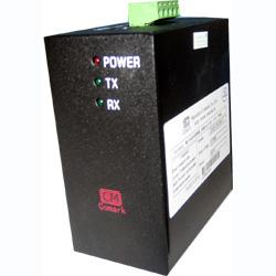 讯记 DIN35导轨开关量光电转换器