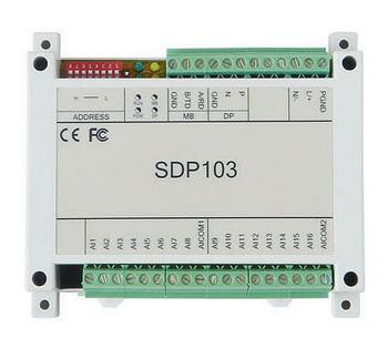 騰控 SDP103工業級遠程IO模塊