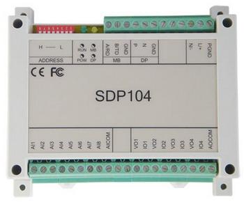 腾控 SDP104工业级远程IO模块